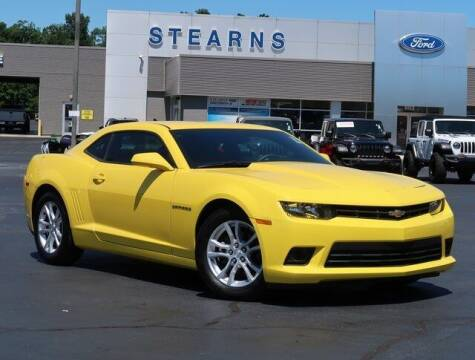 2015 Chevrolet Camaro for sale at Stearns Ford in Burlington NC