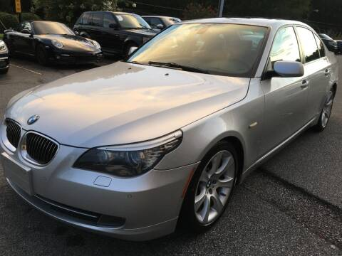 2008 BMW 5 Series for sale at Highlands Luxury Cars, Inc. in Marietta GA