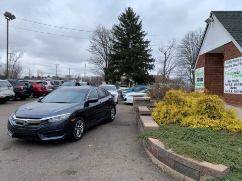 2016 Honda Civic for sale at Direct Sales & Leasing in Youngstown OH