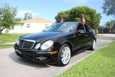 2007 Mercedes-Benz E-Class for sale at Imperial Capital Cars Inc in Miramar FL