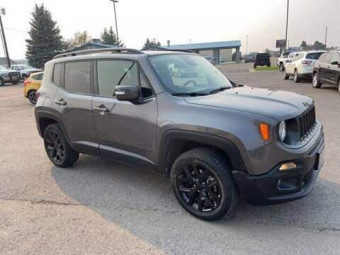 2018 Jeep Renegade for sale at Platinum Car Brokers in Spearfish SD