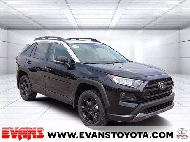 2021 Toyota RAV4 for sale in Fort Wayne, IN