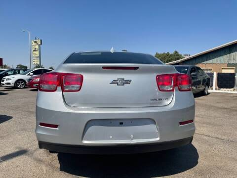 2013 Chevrolet Malibu for sale at Top Gun Auto Sales, LLC in Albuquerque NM