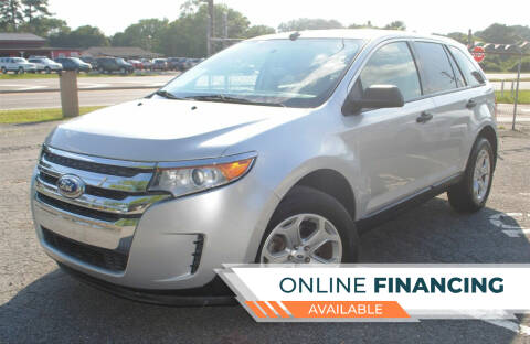 2012 Ford Edge for sale at Lakepoint Autos in Cartersville GA
