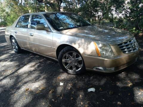 2006 Cadillac DTS for sale at Royal Auto Trading in Tampa FL