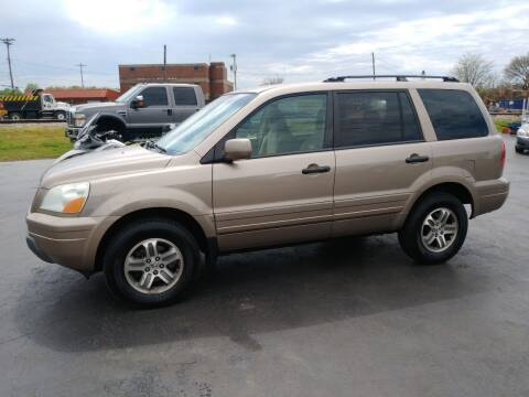 2004 Honda Pilot for sale at Big Boys Auto Sales in Russellville KY