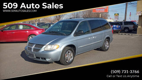 2003 Dodge Grand Caravan for sale at 509 Auto Sales in Kennewick WA