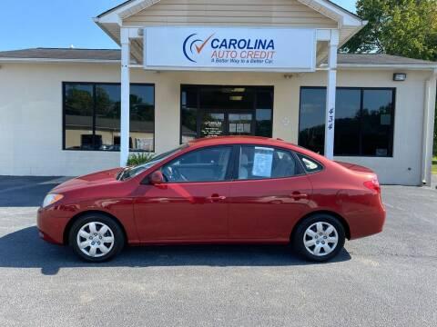 2008 Hyundai Elantra for sale at Carolina Auto Credit in Youngsville NC