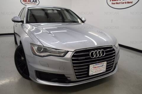2016 Audi A6 for sale at Houston Auto Loan Center in Spring TX