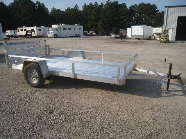 2021 Continental Cargo Rough Rider Aluminum 6.5x12 Op for sale at Vehicle Network - HGR'S Truck and Trailer in Hope Mill NC