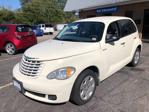 2006 Chrysler PT Cruiser for sale at Beach Auto Sales in Virginia Beach VA