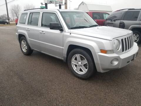 2010 Jeep Patriot for sale at North Chicago Car Sales Inc in Waukegan IL