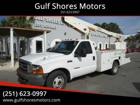 2001 Ford F-350 Super Duty for sale at Gulf Shores Motors in Gulf Shores AL
