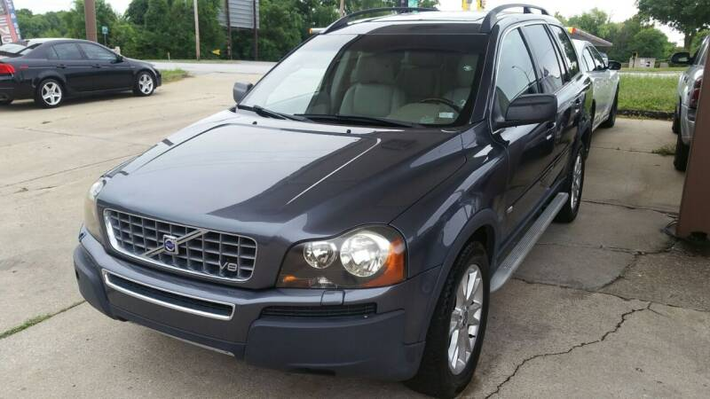 2006 Volvo XC90 for sale at Alpha Motors in Kansas City MO