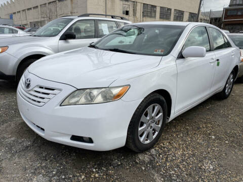 2007 Toyota Camry for sale at Philadelphia Public Auto Auction in Philadelphia PA