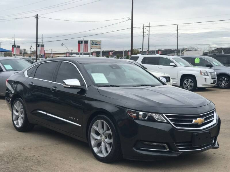 2015 Chevrolet Impala for sale at Discount Auto Company in Houston TX