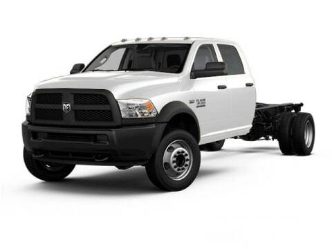 2017 RAM Ram Chassis 3500 for sale at Mann Chrysler Dodge Jeep of Richmond in Richmond KY