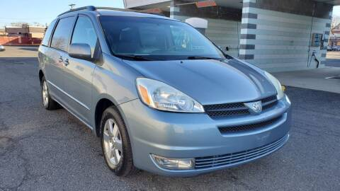 2004 Toyota Sienna for sale at MFT Auction in Lodi NJ