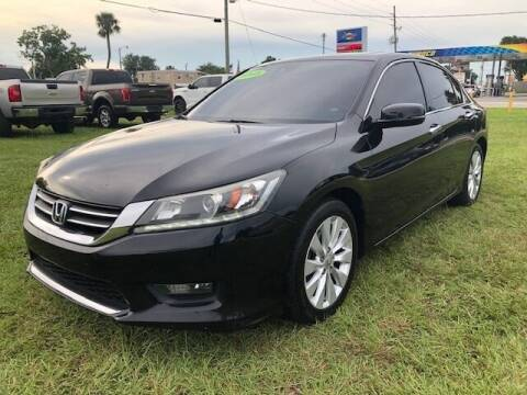 2015 Honda Accord for sale at Unique Motor Sport Sales in Kissimmee FL