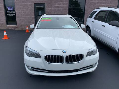 2012 BMW 5 Series for sale at 924 Auto Corp in Sheppton PA