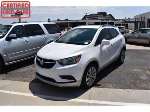 2020 Buick Encore for sale at South Plains Autoplex by RANDY BUCHANAN in Lubbock TX
