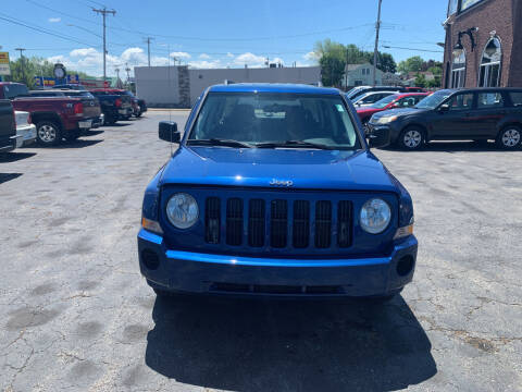 2009 Jeep Patriot for sale at L.A. Automotive Sales in Lackawanna NY