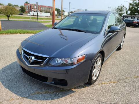 2005 Acura TSX for sale at Auto Hub in Grandview MO
