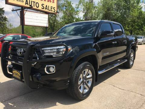2017 Toyota Tacoma for sale at Town and Country Auto Sales in Jefferson City MO