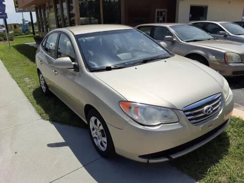 2010 Hyundai Elantra for sale at Easy Credit Auto Sales in Cocoa FL