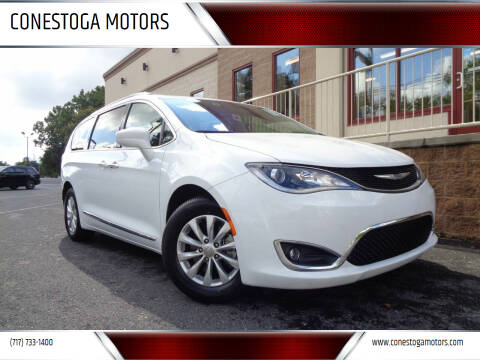 2019 Chrysler Pacifica for sale at CONESTOGA MOTORS in Ephrata PA