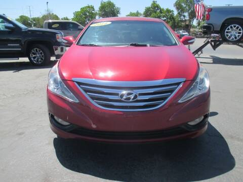 2014 Hyundai Sonata for sale at Quick Auto Sales in Modesto CA