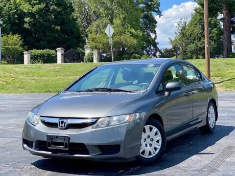2009 Honda Civic for sale at Sebar Inc. in Greensboro NC