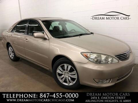 2006 Toyota Camry for sale at Dream Motor Cars in Arlington Heights IL