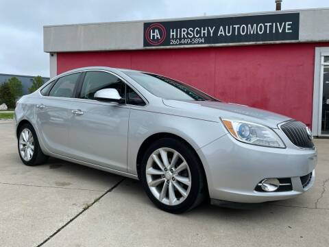 2012 Buick Verano for sale at Hirschy Automotive in Fort Wayne IN