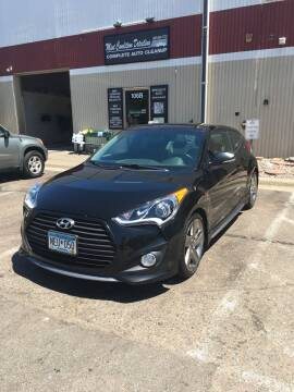 2014 Hyundai Veloster for sale at Specialty Auto Wholesalers Inc in Eden Prairie MN