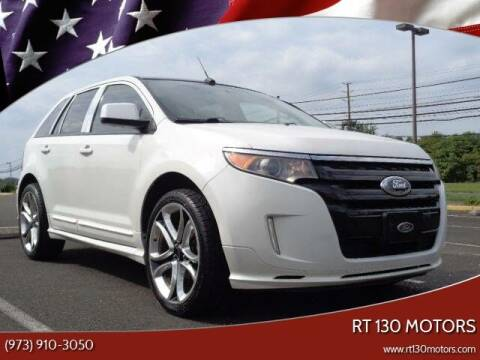 2011 Ford Edge for sale at RT 130 Motors in Burlington NJ