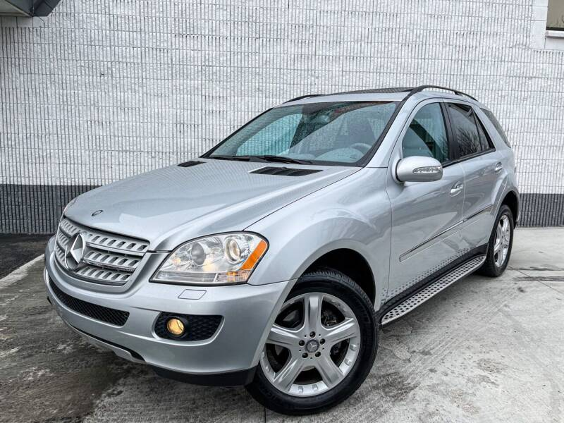 2008 Mercedes-Benz M-Class for sale at ALIC MOTORS in Boise ID