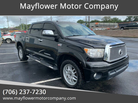 2013 Toyota Tundra for sale at Mayflower Motor Company in Rome GA