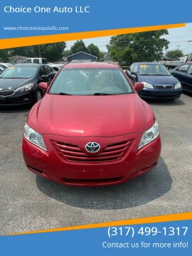 2007 Toyota Camry for sale at Choice One Auto LLC in Beech Grove IN