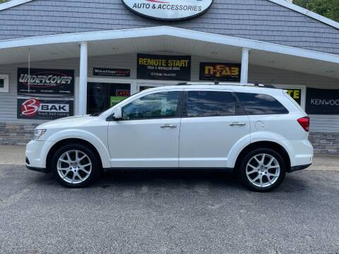 2014 Dodge Journey for sale at Stans Auto Sales in Wayland MI