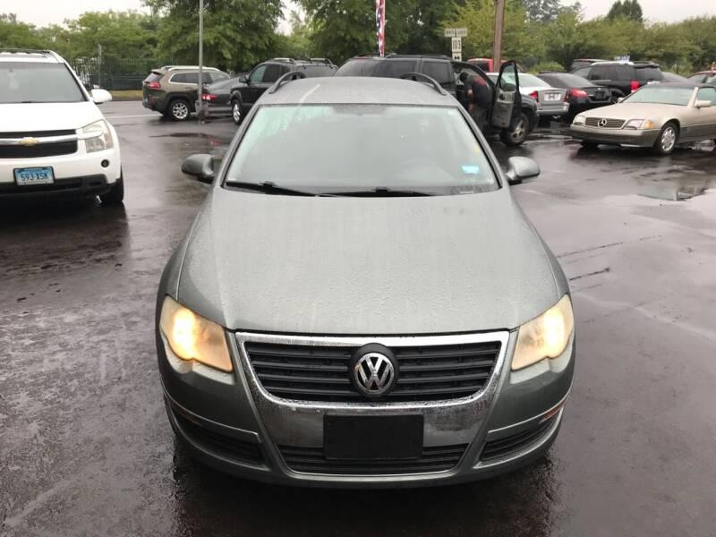 2007 Volkswagen Passat for sale at Vuolo Auto Sales in North Haven CT