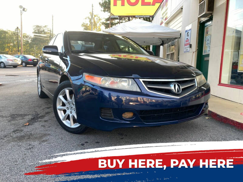2006 Acura TSX for sale at Automan Auto Sales, LLC in Norcross GA