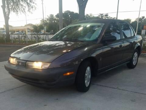 1999 Saturn S-Series for sale at Cobalt Cars in Atlanta GA