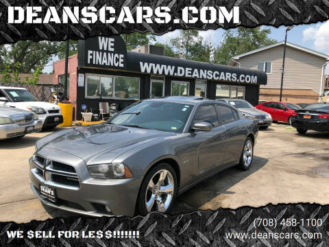 2012 Dodge Charger for sale at DEANSCARS.COM in Bridgeview IL