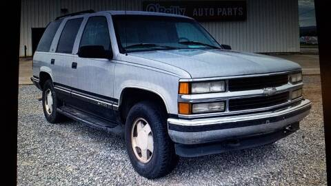 1997 Chevrolet Tahoe for sale at CARS PLUS MORE LLC in Cowan TN