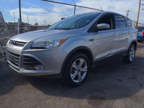 2016 Ford Escape for sale at Dan Kelly & Son Auto Sales in Philadelphia PA