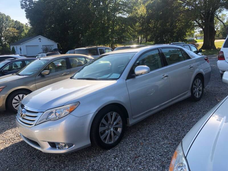 2011 Toyota Avalon for sale at Venable & Son Auto Sales in Walnut Cove NC