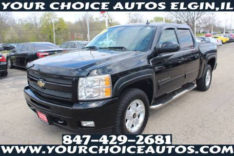 2011 Chevrolet Silverado 1500 for sale at Your Choice Autos - Elgin in Elgin IL