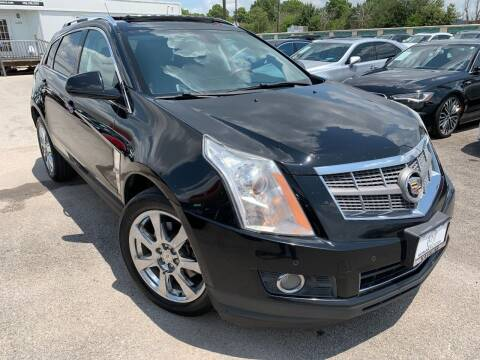 2010 Cadillac SRX for sale at KAYALAR MOTORS in Houston TX