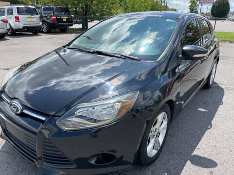 2014 Ford Focus for sale at Diana Rico LLC in Dalton GA